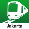 Jakarta Transit - Indonesia, KRL by NAVITIME