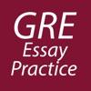 GRE Essay Practice Tool practice tool
