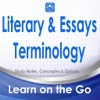 Literary terminology & Essays writing concepts: +1000 Terms, Concepts & Quiz