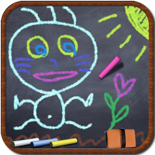 Real ChalkBoard HD【粉笔黑板报】