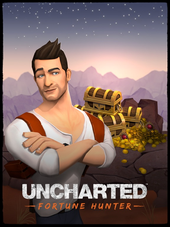 UNCHARTED: Fortune Hunter™ на iPad