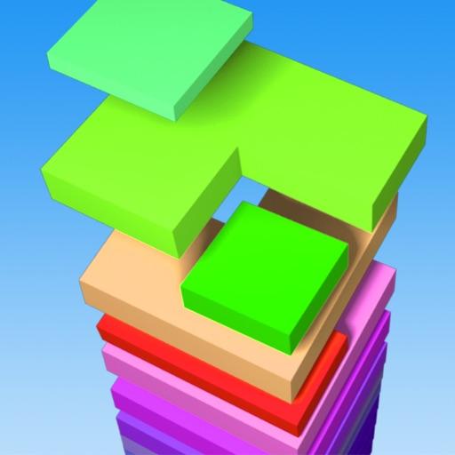 Jengris Puzzle 3D iOS App
