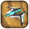 3D Air-Craft Galaxy Twist - A Rocket Universe Tunnel Twist Fly