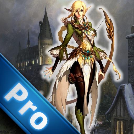 Super Powerful Elf Archer Pro - An Adventure Elf iOS App