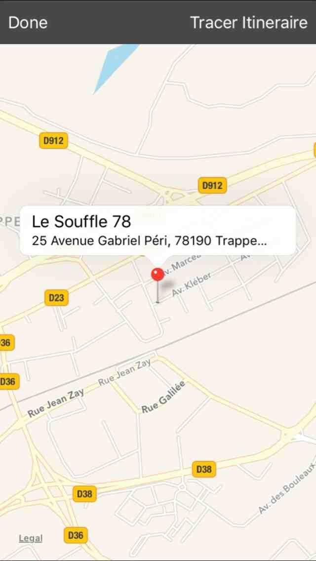 Le Soufflé 78Capture d'écran de 3