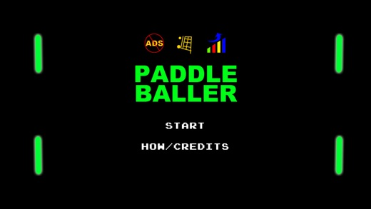 Paddle Baller Screenshot