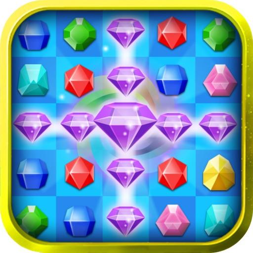 Discovery Jewels: Gems Match 3 iOS App