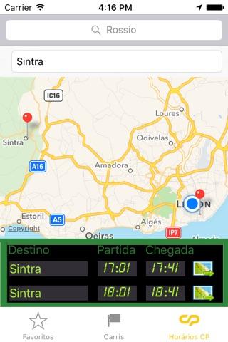 Transportes screenshot 4