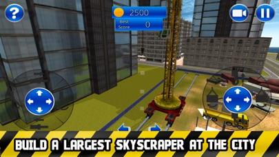 City Building Construction Simulator 3D Full Screenshot on iOS