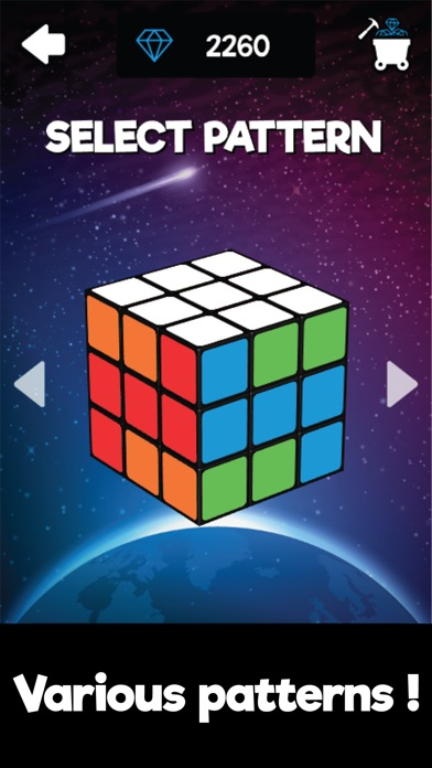 SpeedCubers-3D Rubik's Puzzles Screenshot