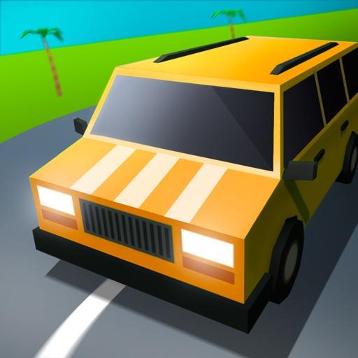 Pixel Car Racing: Loop Drive Full iOS App