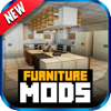 FURNITURE MODS for Minecraft. - The Best Pocket Wiki for MCPC Edition