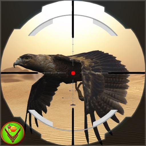 Desert Birds Sniper Shooter iOS App