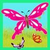 Butterfly Coloring Book Drawing and Painting Colorful