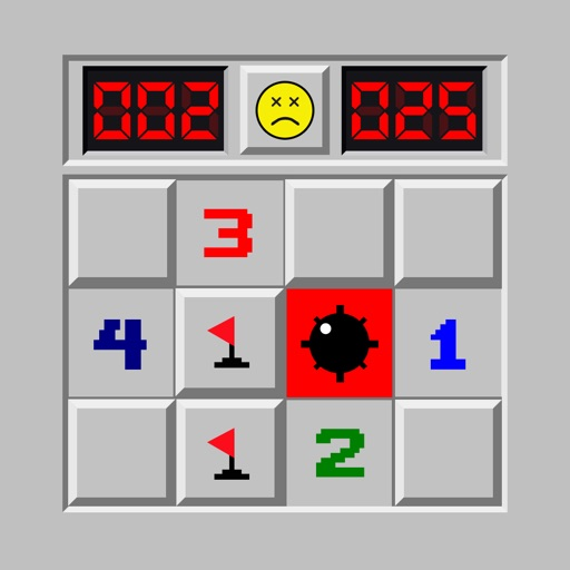 Minesweeper (Full version) Classic HD - Mine Sweeper Deluxe King Marble Legend Game iOS App