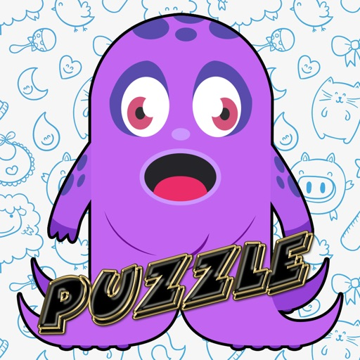 AAhh!! Monsters Puzzle MP iOS App