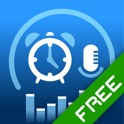 Clever Alarm Clock & Recorder Free (Sleep Cycle Tracker) icon