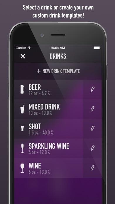 Intellidrink Pro review screenshots