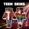 Teen Skins for Minecraft PE