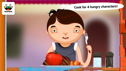 Screenshot #6 for Toca Kitchen