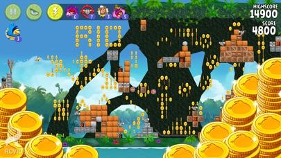 Screenshot of Angry Birds Rio2