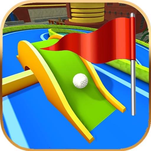 Mini Golf World 3D Putter iOS App