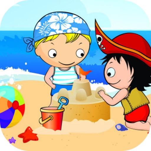 Fun Beach ——Summer Record/Mini Castle iOS App
