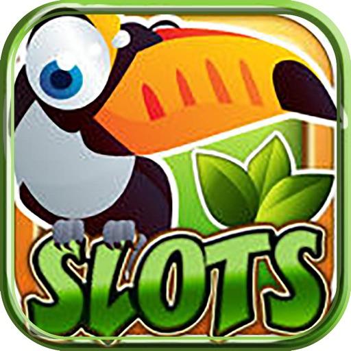 JUNGLE SLOTS: HD Casino Slots Machine! iOS App