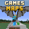 Minigames Maps for MINECRAFT PE ( Pocket Edition ) - Download the Best Mini Games Map ( Free )