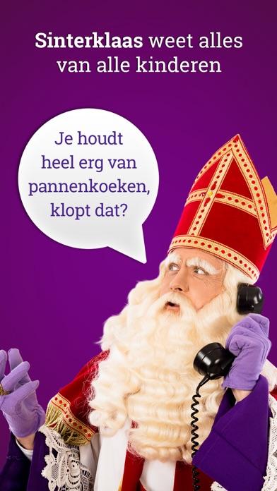 Download Bellen met Sinterklaas - sms en voicemail van Sint App
