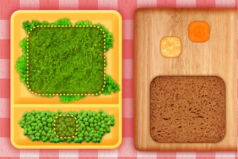 Bento Box Shapes screenshot 2