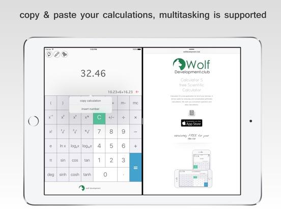 бесплатный Калькулятор S Скриншоты8