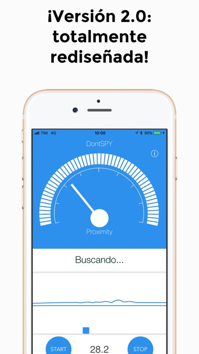Screenshot for DontSpy - spy devices detector in Argentina App Store