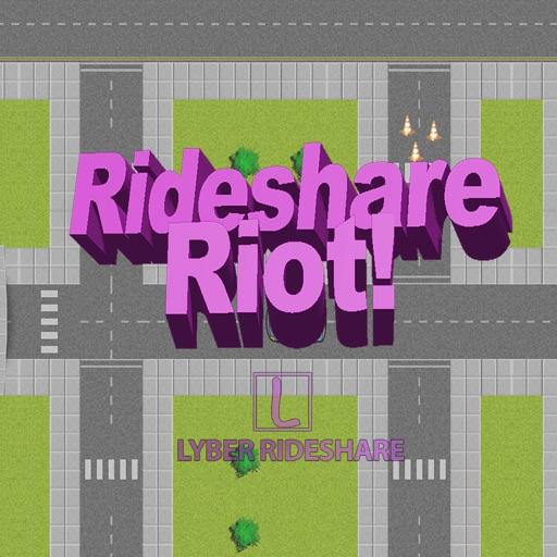 Rideshare Riot iOS App