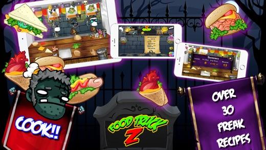 Food Truck Z Screenshot