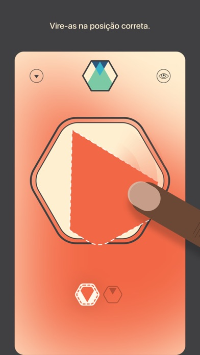 Screenshot do app Colorcube