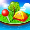 Find a Campsite Applications gratuit pour iPhone / iPad
