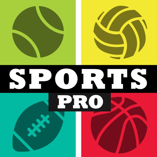 Quiz Sports PRO - Guess your favorite athletes iOS App