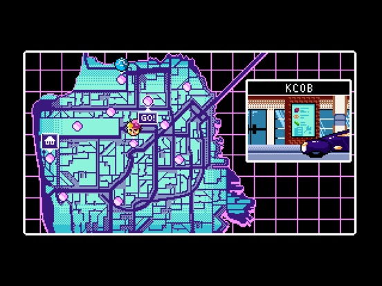 Screenshot 1 Read Only Memories: Type-M