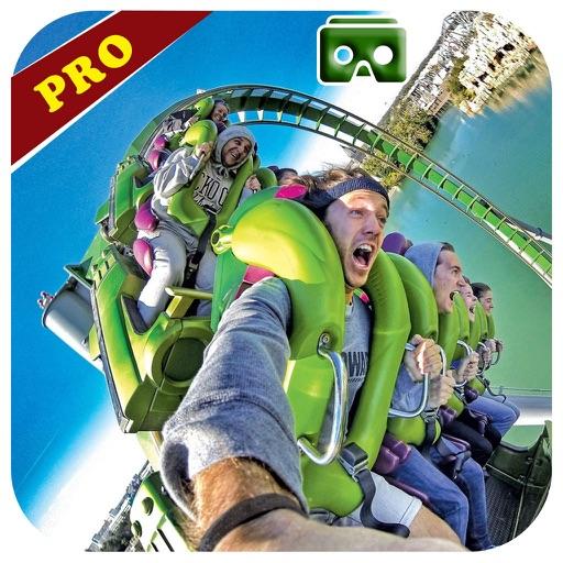 VR Flying Roller Coaster 3D Pro iOS App