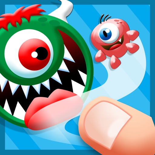 Mmm Jelly Finger Dash iOS App