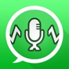 AudioSender Free for WhatsApp - Pre-record Audio File Sender and Voice Changer facebook sender