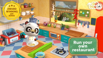 Dr. Panda Restaurant 3 screenshot 1