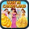 Fashion Game in Candy Land