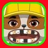 Medico Dentista gioco gratuito bambini per Paw Edition