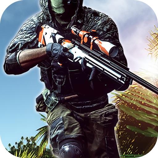 Frontier Sniper Shooter: Frontline Army Commando iOS App