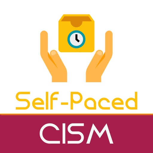 CISM: Certified Information Security Manager By Self-Paced