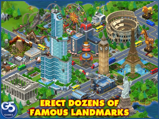 Screenshot #2 for Virtual City Playground®: Building Tycoon HD