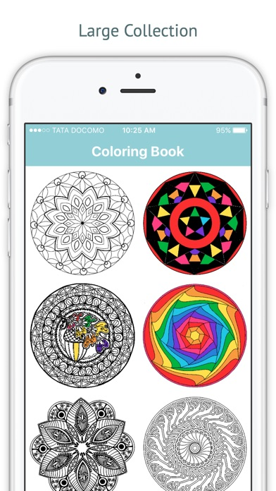 Mandala Coloring Book For Me Free APK Download