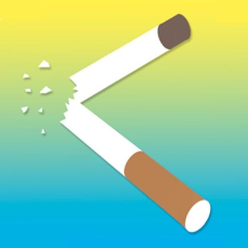 Cigbreak Free: Game to Quit Smoking iOS App